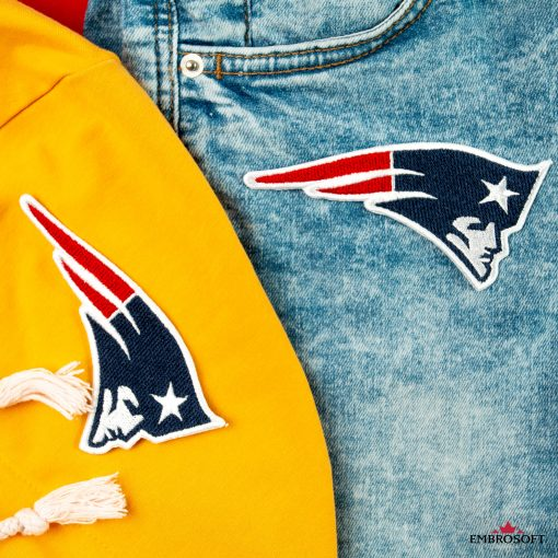 New England Patriots hoodies nfl embroidery