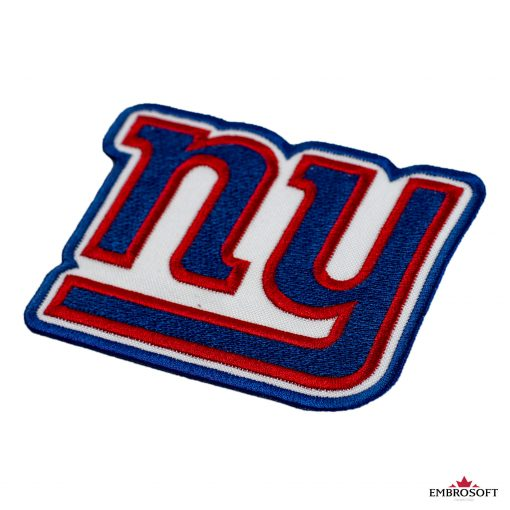 New York Giants sports team logo patch