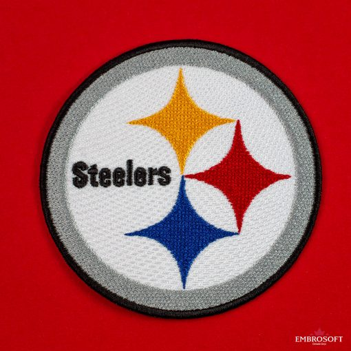 Pittsburgh Steelers patch American football logo