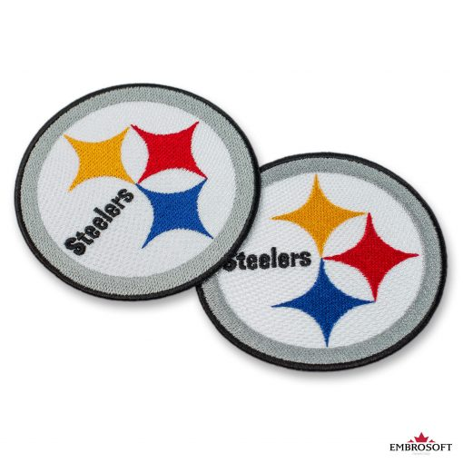 Pittsburgh Steelers sports patches for clothes