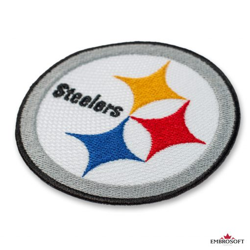 Pittsburgh Steelers patch NFL team emblem patch