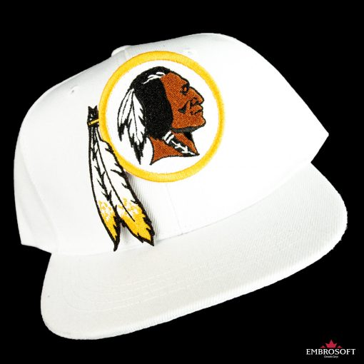 Washington Redskins embroidered logo