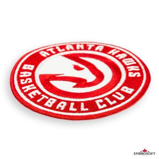Atlanta Hawks NBA logo for fans clothes incline