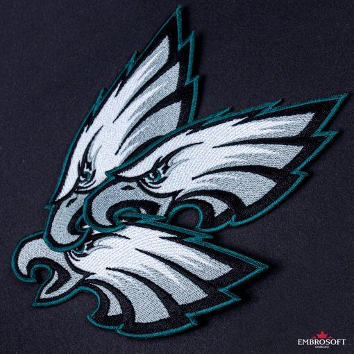 Philadelphia Eagles high quality patches NFL team emblems