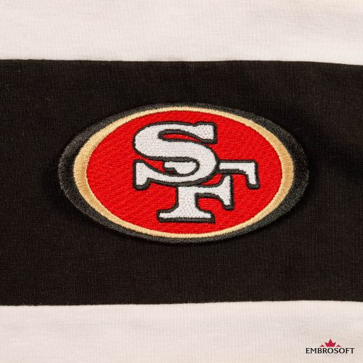 San Francisco ers NFL embroidered patch for clothes