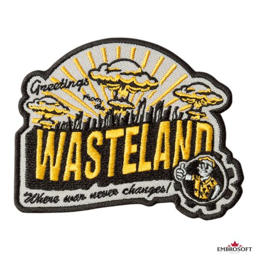 Wasteland post apocalyptic game patch frontal