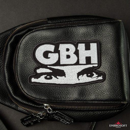 G.B.H. Charles Manson Logo LARGE bag