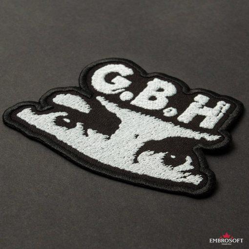 G.B.H. Charles Manson Logo SMALL incline