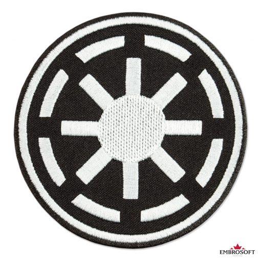 Star Wars Galactic Republic Logo frontal