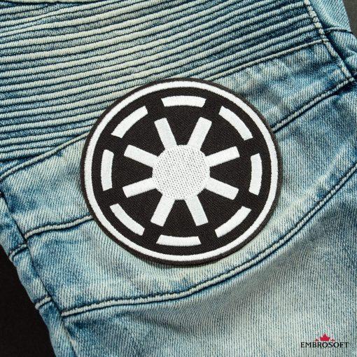 Star Wars Galactic Republic Logo jeans
