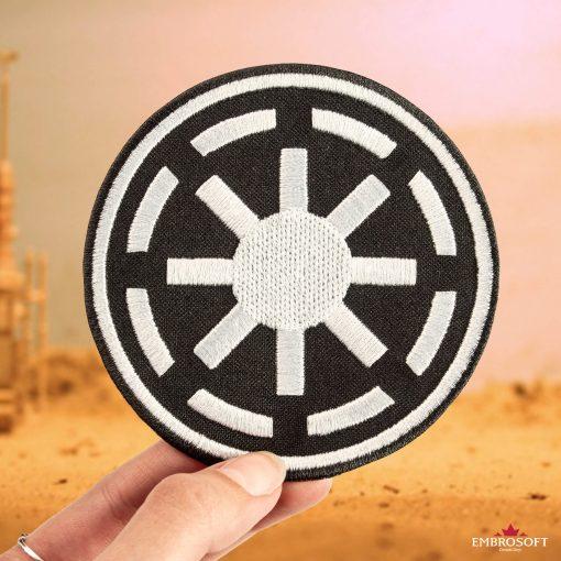 Star Wars Galactic Republic Logo wilderness