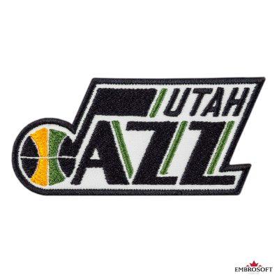 Utah Jazz NBA Logo frontal