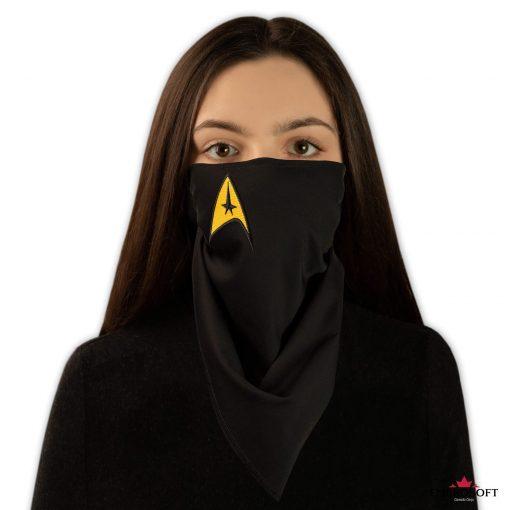 bandana black frontal and patch
