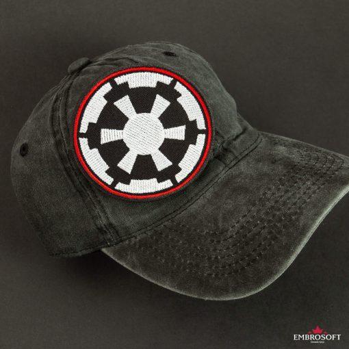 star Wars Galactic Empire Logo black cap