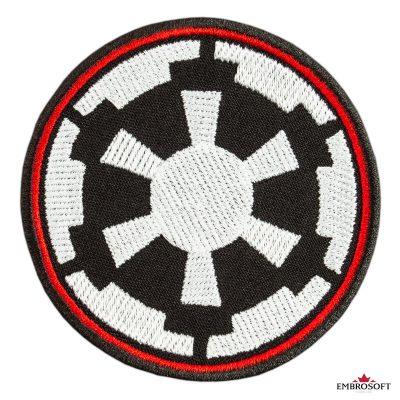 star Wars Galactic Empire Logo frontal