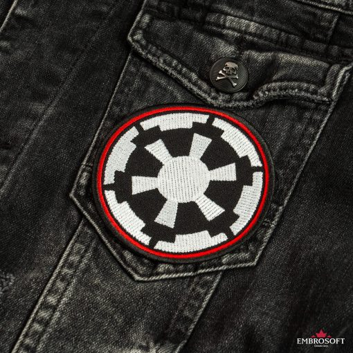 star Wars Galactic Empire Logo jeans jacket