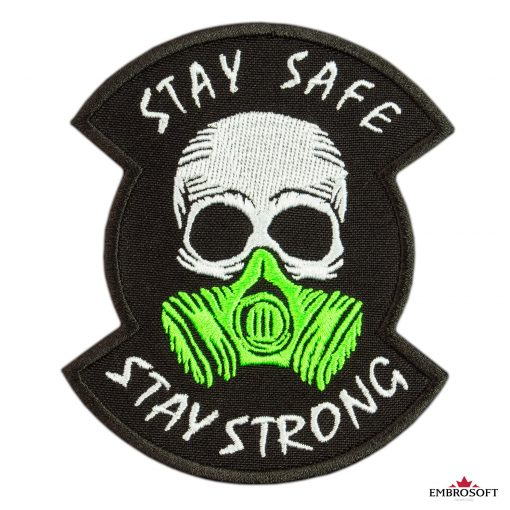 stay safe stay strong frontal