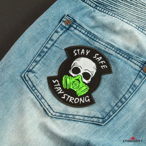 stay safe stay strong jeans