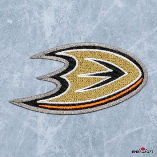 Anaheim Ducks NHL ice