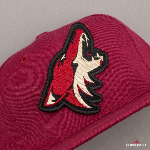 Arizona Coyotes NHL burgundy
