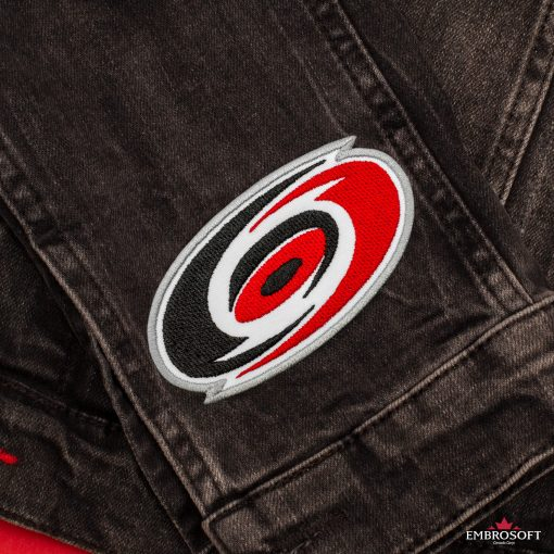 Carolina Hurricanes NHL sleeve jeans
