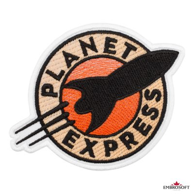 Futurama Planet Express frontal