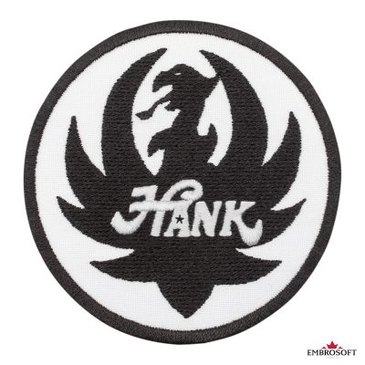 Hank Williams Jr. Logo frontal