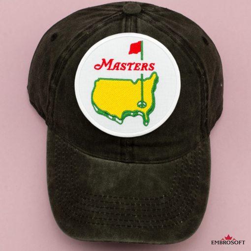 Masters Tournament Golf black cap