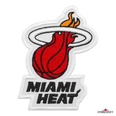 Miami Heat NBA frontal