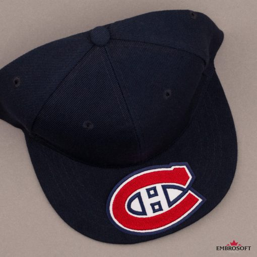 Montreal Canadiens blue cap