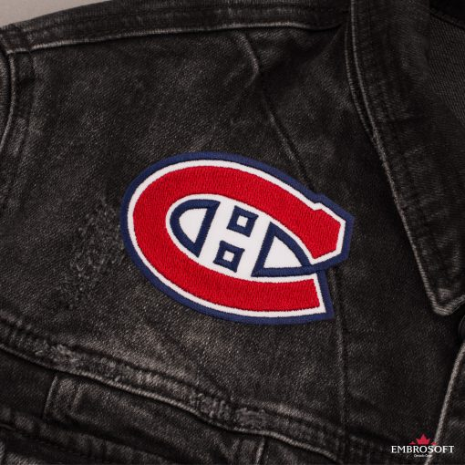 Montreal Canadiens front jeans