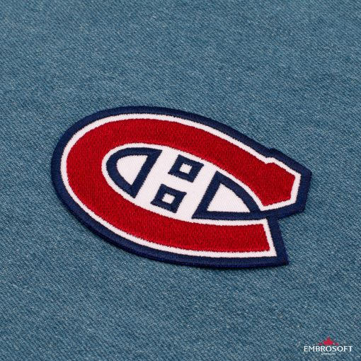 Montreal Canadiens jeans background