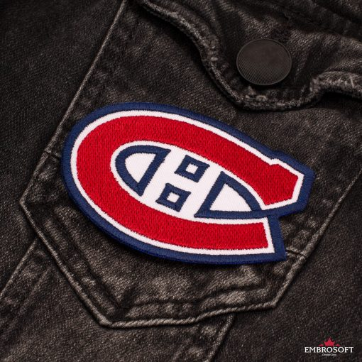 Montreal Canadiens pocket jeans
