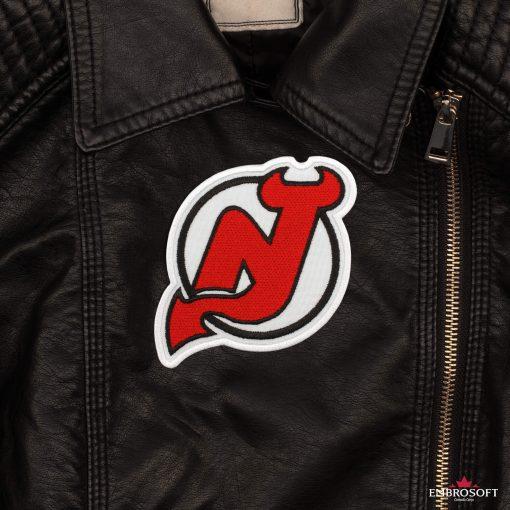 New Jersey Devils Leather Jacket