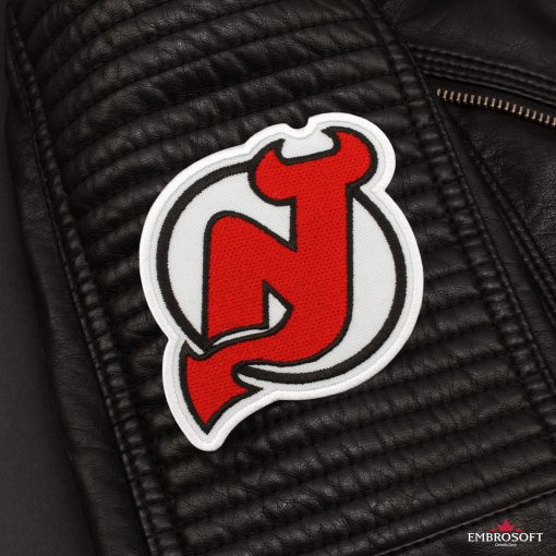 New Jersey Devils sleeve
