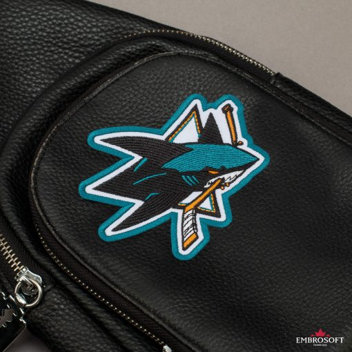 San Jose Sharks NHL bag