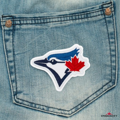 Toronto Blue Jays MLB back jeans