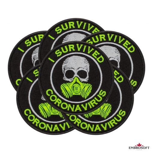 I survived coronavirus collage