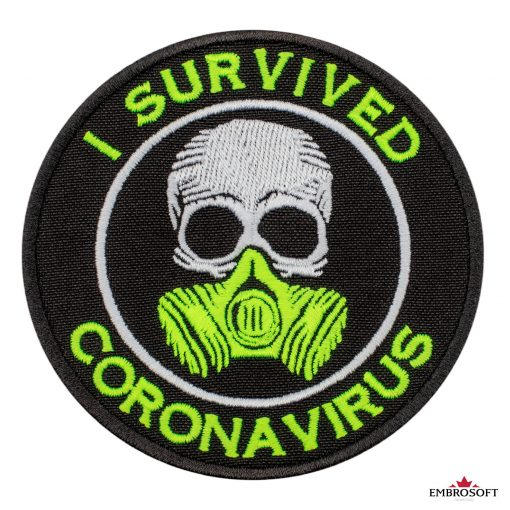 I survived coronavirus frontal