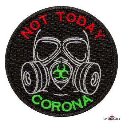 Not today corona frontal