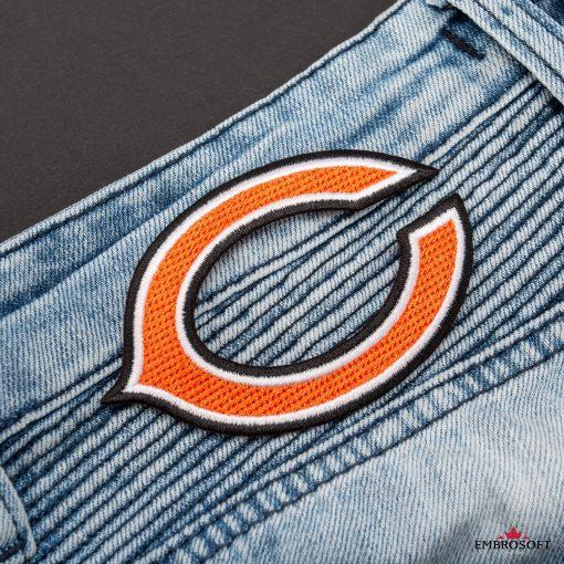 Chicago Bears NFL back jeans