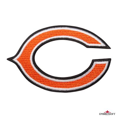 Chicago Bears NFL frontal