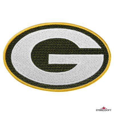 Green Bay Packers NFL frontal
