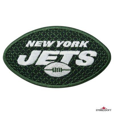 New York Jets NFL frontal