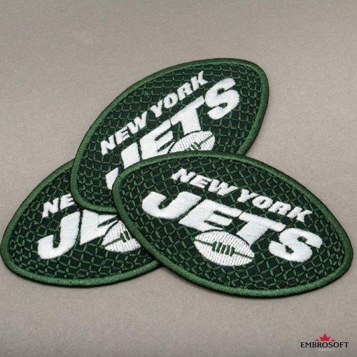 New York Jets NFL grey background
