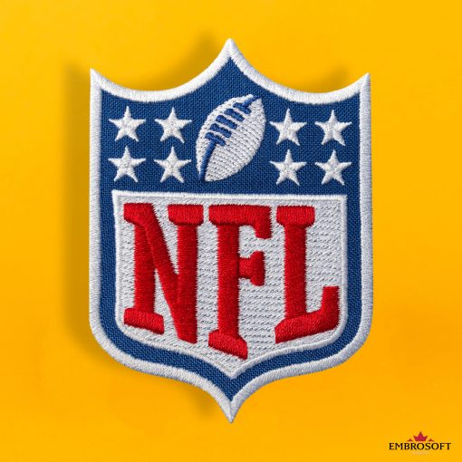 nfl front yellow background