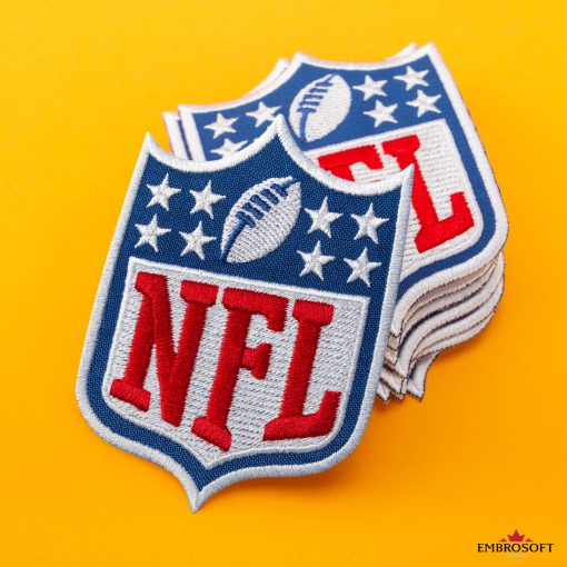 nfl yellow background