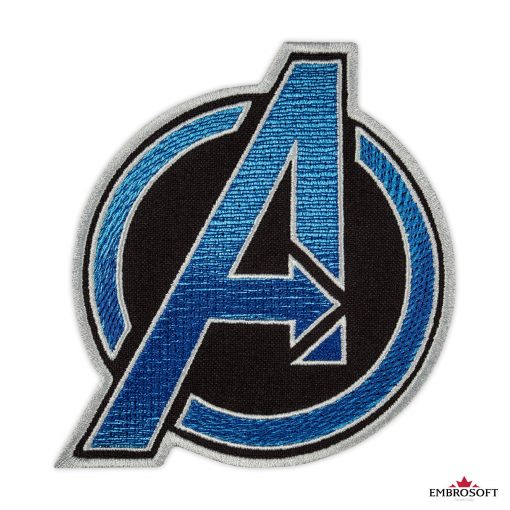 The Avengers BLUE frontal