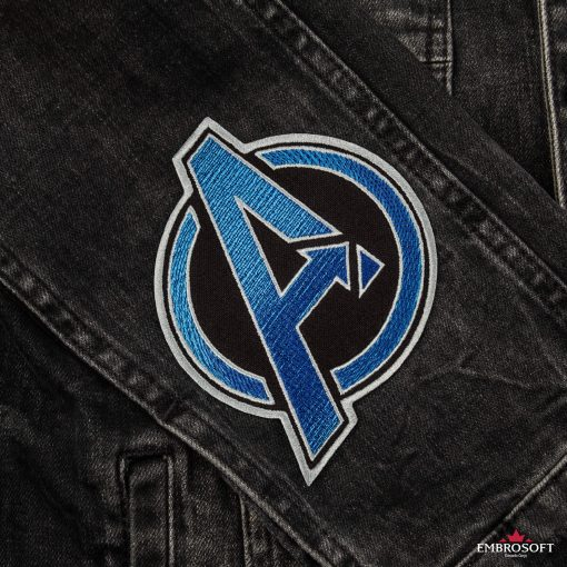 The Avengers BLUE sleeve