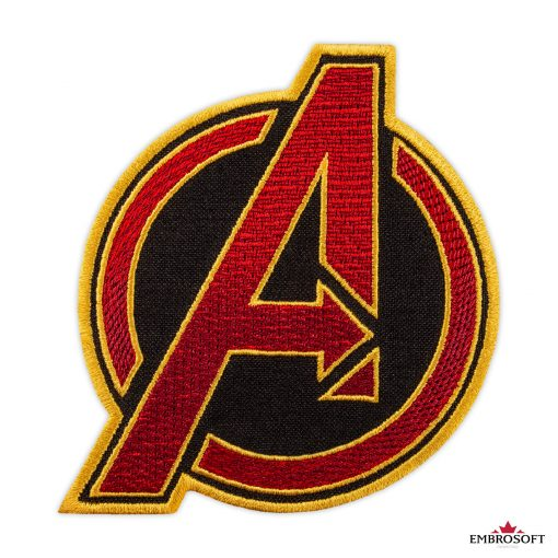 The Avengers RED frontal